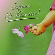 день валентина картинка открытка