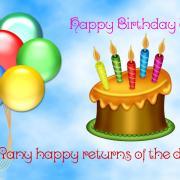 красивые открытки с днем рождения