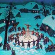 масленица русский праздник