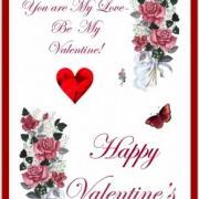скачать открытки на английском в день валентина