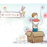 классные открытки на день влюбленных