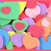 сердечки конфетки к 14 февраля