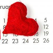 классная открытка на день влюбленных