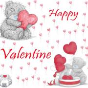 happy valentine открытки