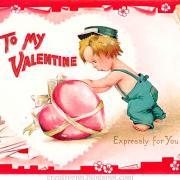 открытки английские с днем влюбленных