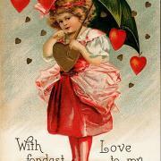 открытки  мужчине с днем влюбленных