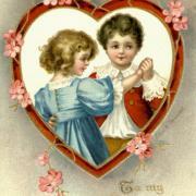 поздравления с днем влюбленных открытки
