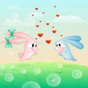 виды открытки с днем влюбленных