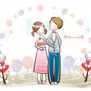 красивые открытки с днем влюбленных