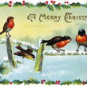 открытки на английском с рождеством