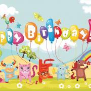 birthday открытки на английском