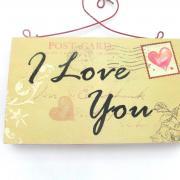 любовь на открытке на английском