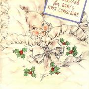 открытки на английском с рождеством картинка