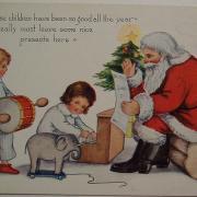 старые открытки на английском