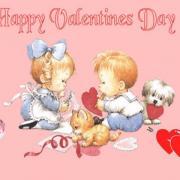 valentine's day открытки на английском