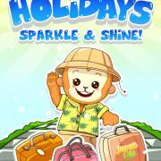 хороших каникул открытки на английском