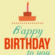 открытки с днем рождения на английском новые