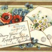 маки открытки на английском