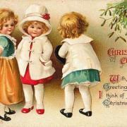 дети открытки на английском