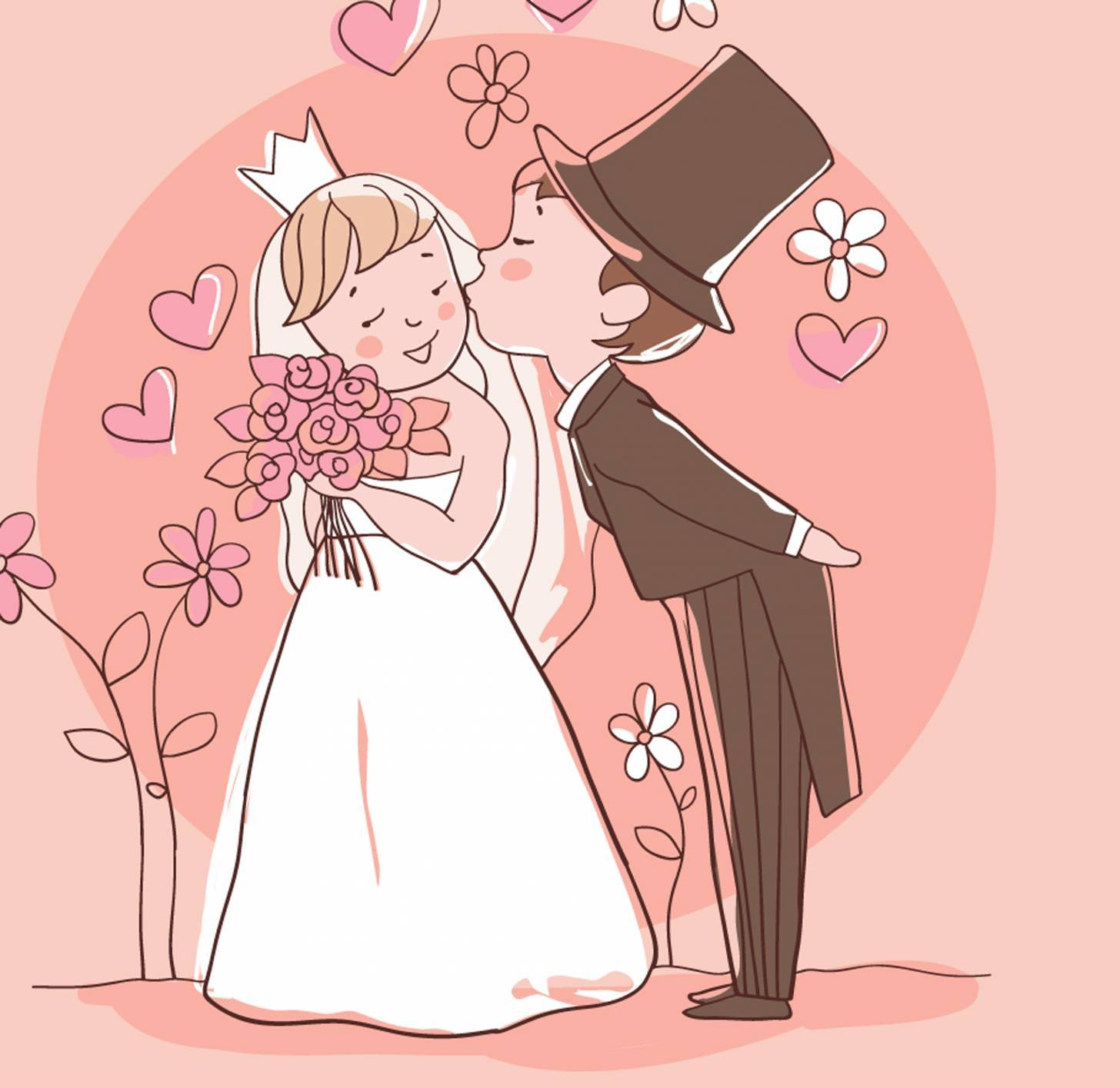 Открытки с днём свадьбы красивые картинки скачать