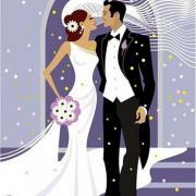 красивые открытки свадебные