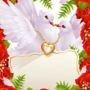 купить открытки на день свадьбы