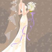 открытки с 5 летием свадьбы