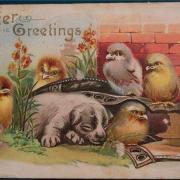 прикольные поздравительные открытки  пасха