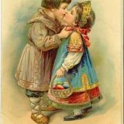 поздравительные открытки  пасха для мамы