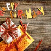 открытка с днем рождения на английском