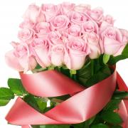 букет роз открытка с днем рождения
