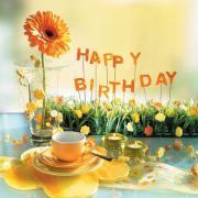 необычная открытка с днем рождения
