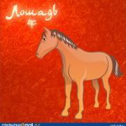 прикольные открытки с лошадью