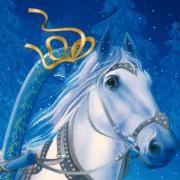 оригинальные открытски с лошадью
